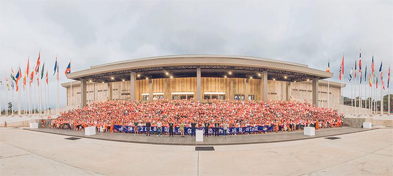 沐熙泰国年会活动